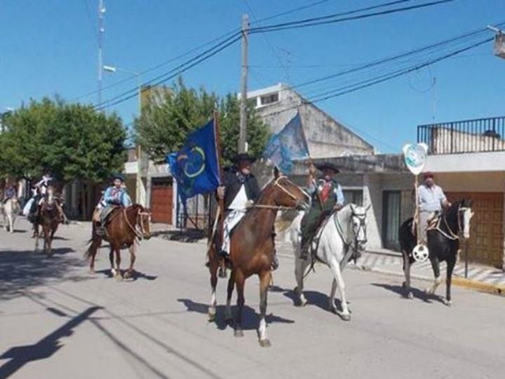 Imagen de la Agrupación gaucha