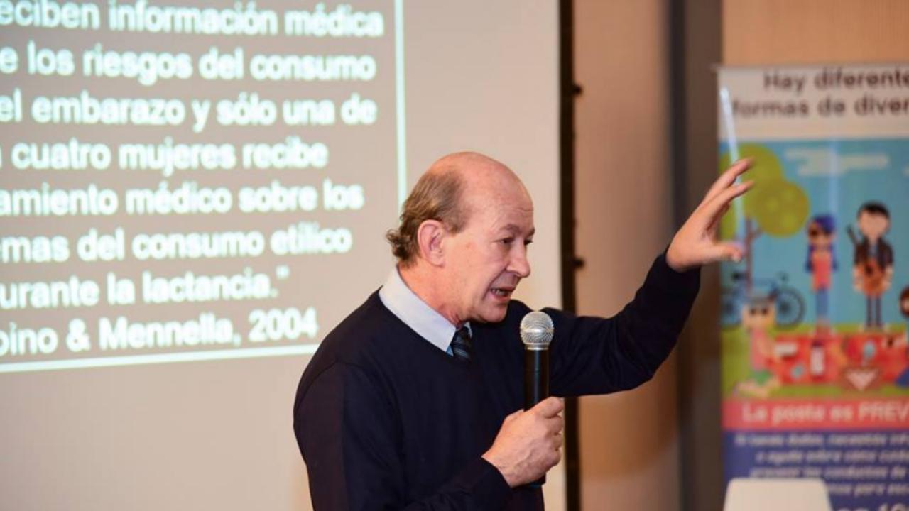 Capacitación a cargo de Juan Carlos Molina