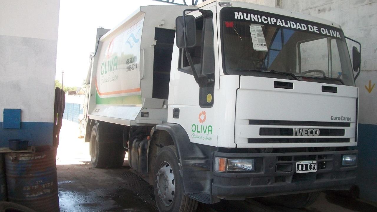 Nuevo horario en recolección de residuos