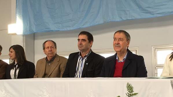 Reunión sumamente positiva para la ciudad de Oliva