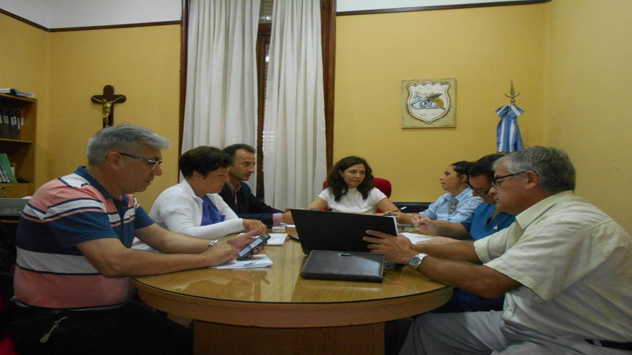 Proyecto de compra para la Municipalidad de Oliva
