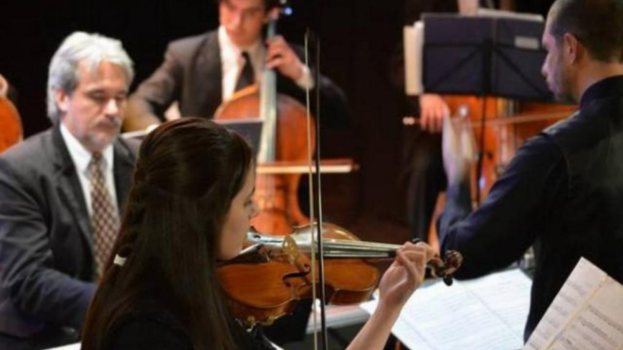 Orquesta de cuerda municipal de Córdoba