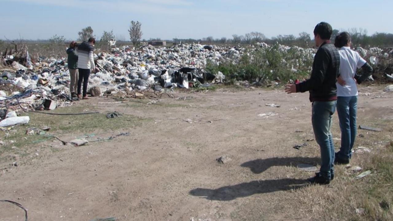Visita de  Residuos Sólidos Urbanos