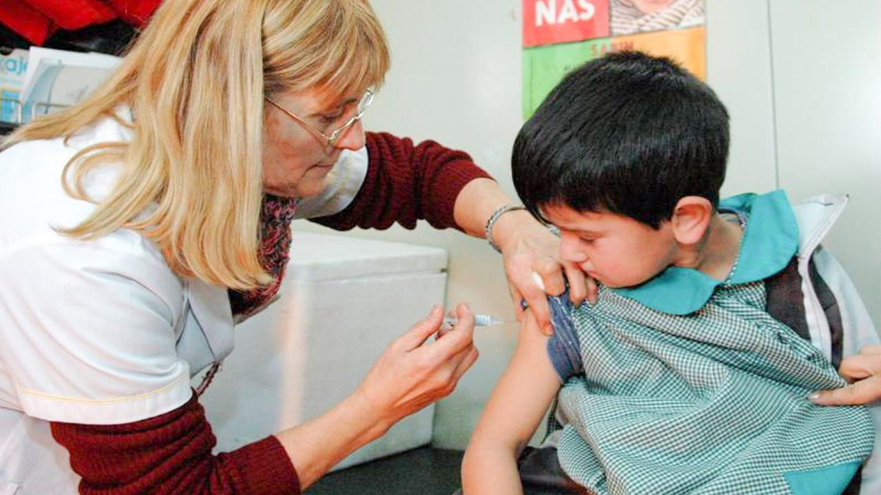 """""""Campaña de Vacunación Escolar 2018"""""""