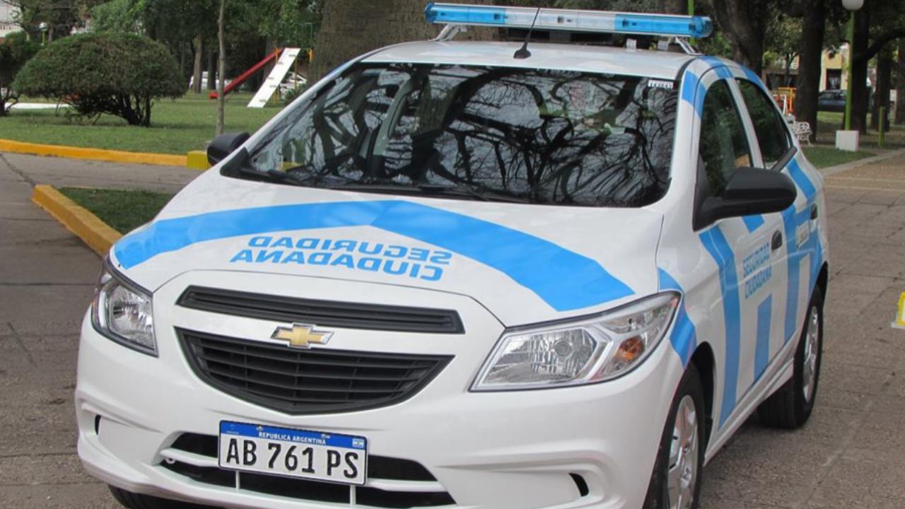 Nuevo vehículo para Seguridad Ciudadana