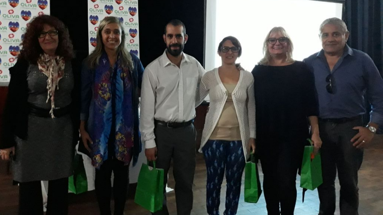 Jornada coordinada por el Centro Asistencial en Adicciones de Oliva y la Casa del Joven de Córdoba