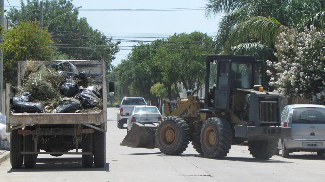 Servicios Públicos en la ciudad de Oliva