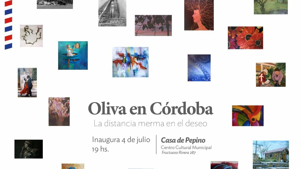 Muestra de arte visual en Córdoba