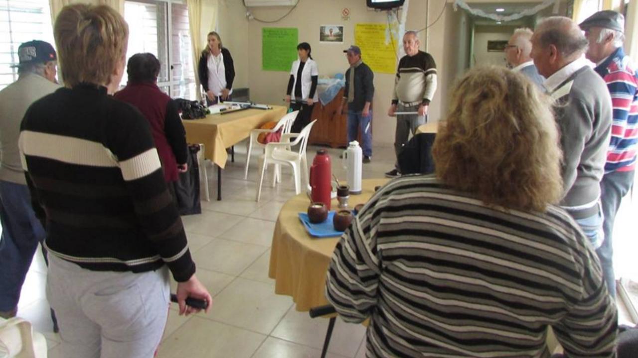 taller de actividad fisica