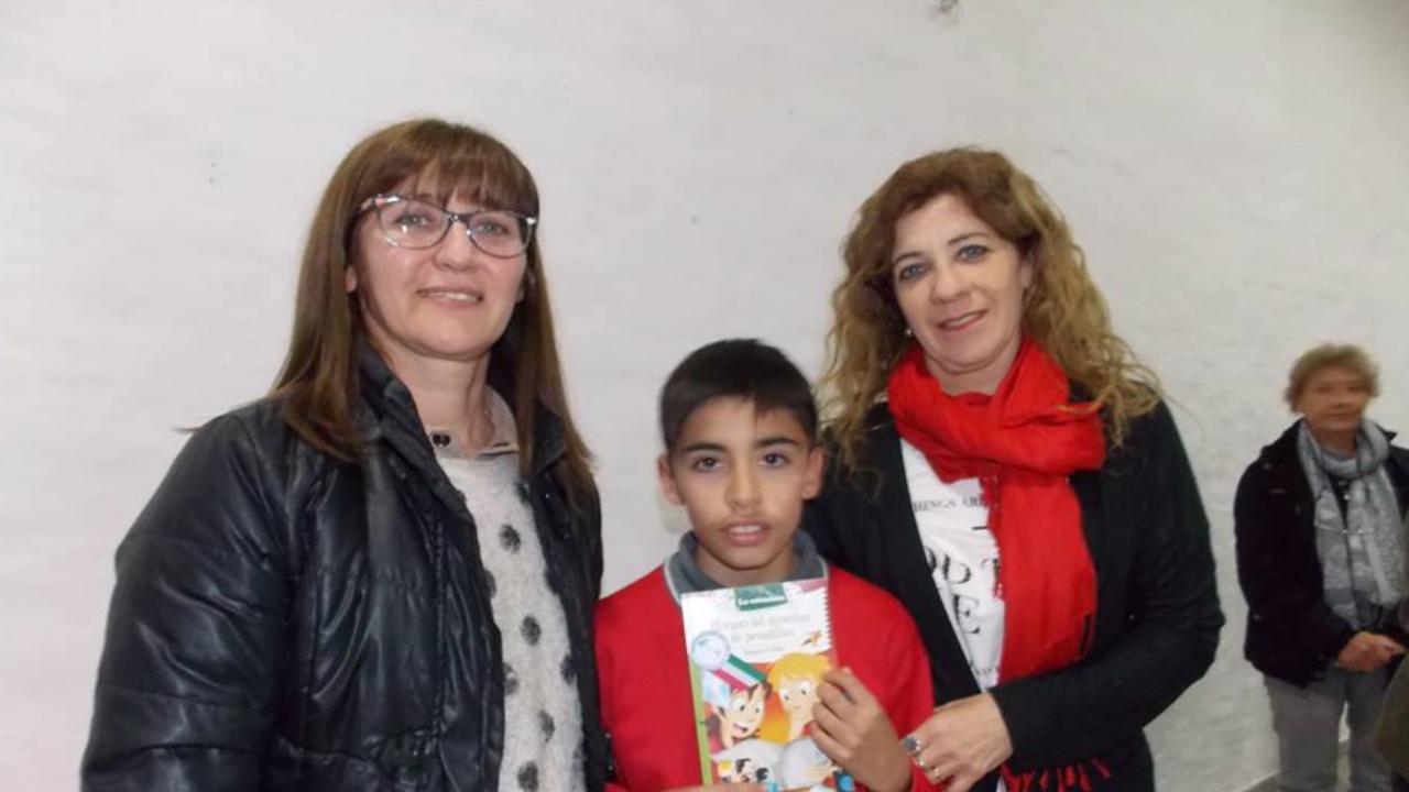 Concurso literario entre Oliva y San Pietro Val Lemina