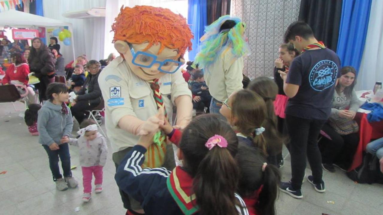 Crisologuito en el Día del Niño