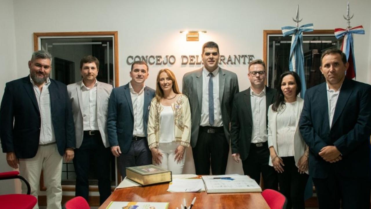 Concejo Deliberante y Tribunal de Cuentas  2019 - 2023