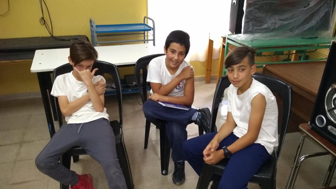 Vacunación escolar 2019