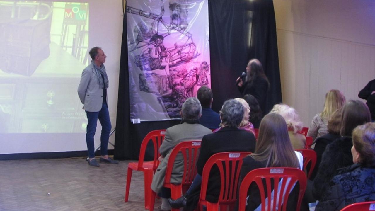 Presentación del MOVI en el Cabildo de Córdoba