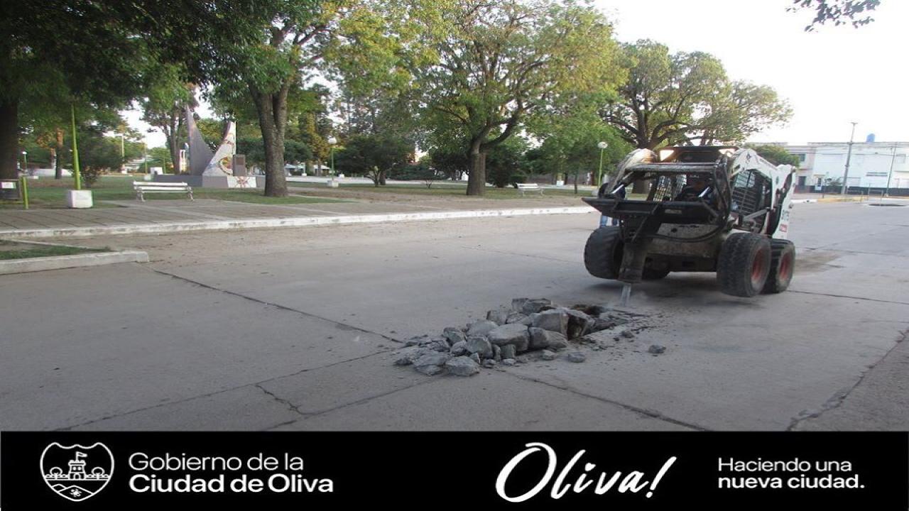 reparacion de calles