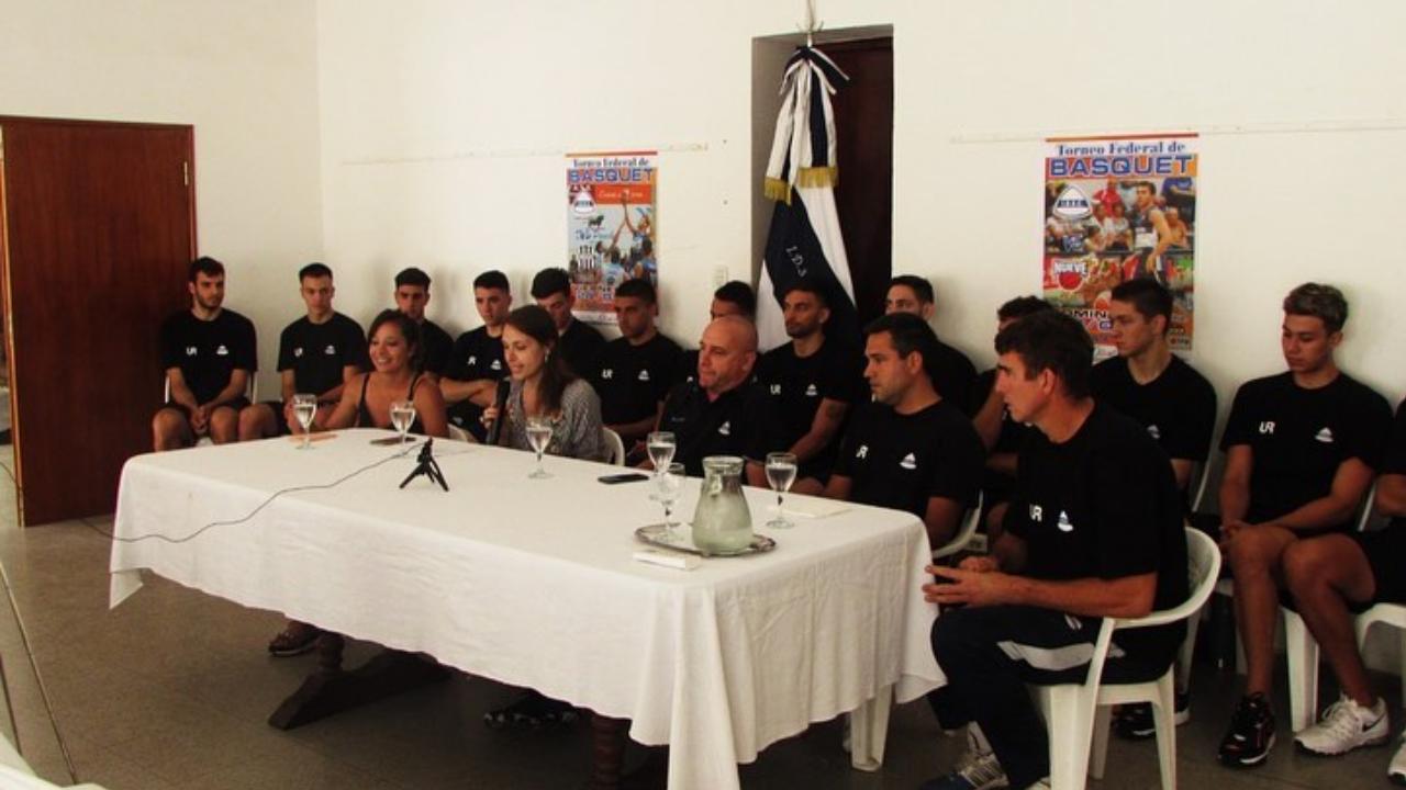 Presentaciones deportivas junto al Gobierno de la ciudad